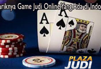 Menariknya Game Judi Online Yang Ada di Indonesia