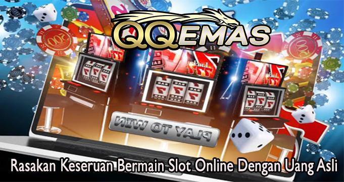 Rasakan Keseruan Bermain Slot Online Dengan Uang Asli